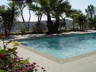 Ocean and Pool Views from this Modern Italian 4 Bedroom Villa - Théoule sur Mer vacation rentals