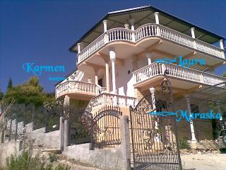 Apartments Karmela - Unit Laura - Grebastica vacation rentals