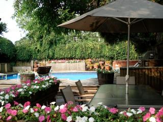 Swimming Pool - Hot Tub - Great Vacation House... Steps To The Beach AVAIL FOR THE 2014 SEASON- DON'T WAIT - Oriskany vacation rentals