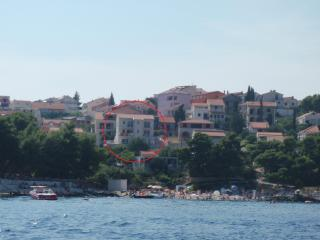 DIOCLES ap Duje (2+2) - Island Ciovo vacation rentals