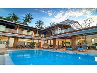 Crystal Luxury Villa : Best View & 5 star service - Koh Samui vacation rentals