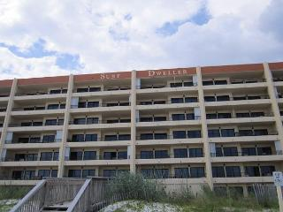 2 bed/ 2 bath Gulf Front 3rd floor condo. NO Smoking, NO Pets - Fort Walton Beach vacation rentals