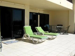 2 Bed 2 Bath Ground Floor Condo, Extra Large Patio on the Beach - Fort Walton Beach vacation rentals