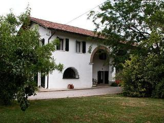Large Art Nouveau Villa with Rural House and pool - Torreglia vacation rentals