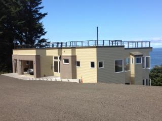 Cannon Beach Arch Cape Luxury Vacation Home with Stunning Ocean View - Arch Cape vacation rentals