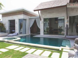 K Mea villa 3 bdr -pool- 6p- Bali Seminyak Oberoi - Seminyak vacation rentals