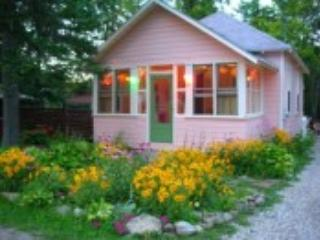 Polka Dot- Whimsical 3 Br Lake Cottage In Caroga - Caroga Lake vacation rentals