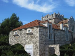 Old stone villa  with garden near to the beach  Out of season discount 30-50% - Lumbarda vacation rentals