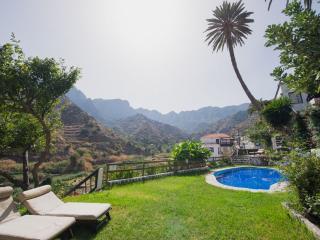 1Bedr Apt with views to Garajonay NP - Hermigua vacation rentals