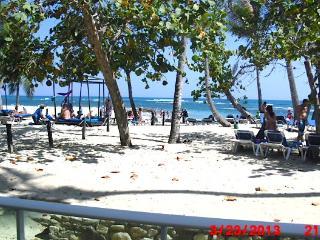 BEACHFRONT STUDIO APT PARADISE BEACH, PUERTO PLATA - Puerto Plata vacation rentals