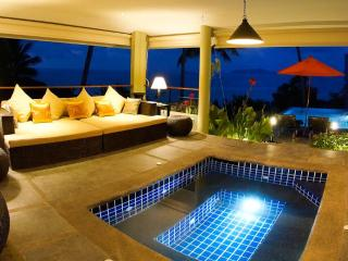 Brand New Stunning Ocean View, One Bedroom Villa - Lamai Beach vacation rentals
