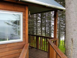 Ocean View Cabin on the Bluff (Augustine Cabin) - Anchor Point vacation rentals