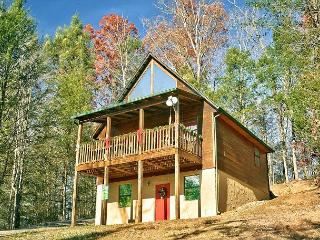Secluded 1 Bedroom Cabin Close to the Arts and Crafts Community in Gatlinburg - Gatlinburg vacation rentals