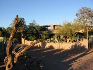 Spectacular Desert Villa, 10 lush private acres - Tucson vacation rentals