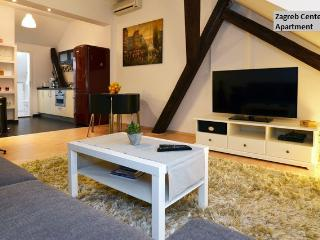 Fantastic Rooftop Flat-Top Location - Zagreb vacation rentals