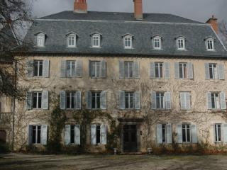 CHATEAU DE LUC, BED AND BREAKFAST ACCOMMODATION - Auvergne vacation rentals