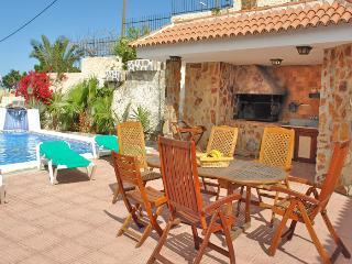 casa suerte 8 persons and private solar heatet pool - Icod de los Vinos vacation rentals