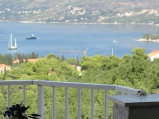 Sea view apartment close to center ,2+2 - Cavtat vacation rentals