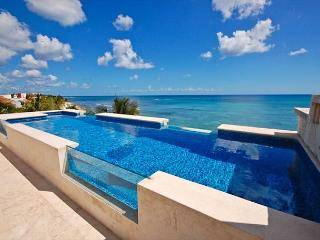 Brand new luxury beachfront condo with private swimming pool. - Quintana Roo vacation rentals
