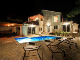 Villa Bila - Seafront villa with pool - Povlja vacation rentals