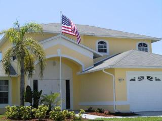 Luxurious villa with heated pool in prime SW location! Tax included - Cape Coral vacation rentals
