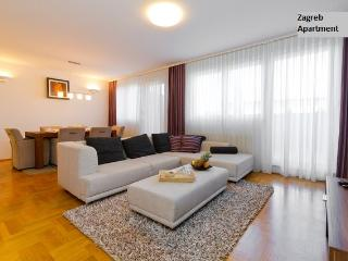 Penthouse Apartment - Large Terrace - Zagreb vacation rentals