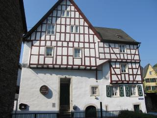 Apartment Silvaner - Zur Alten Weinkelter - Zell (Mosel) vacation rentals