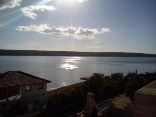 Apartment with beautiful sea view - Gornji Karin vacation rentals
