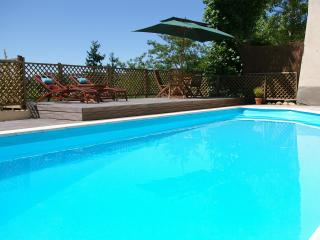 B&B - lovely pool & views just 10min walk to Foix - Foix vacation rentals