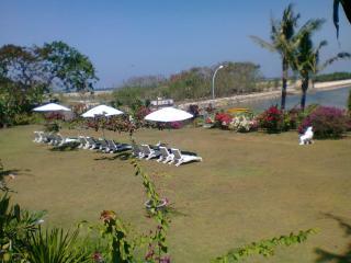Beach front apartment at sanur beach - Bali vacation rentals