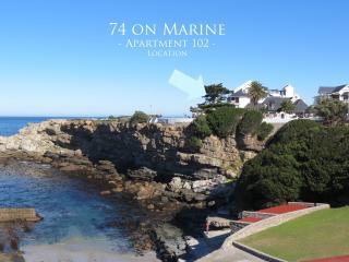 74 on Marine - Apartment 102 - Hermanus vacation rentals