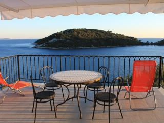 Gorgeous Sea View Apartment On The Adriatic Coast - Cove Mikulina luka (Vela Luka) vacation rentals