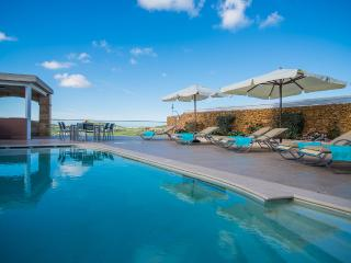 Luxury Villa sleep 8 with 2 pools cinema etc - Island of Gozo vacation rentals
