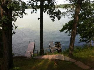 Chetek Escape (Lakefront) - Chetek vacation rentals