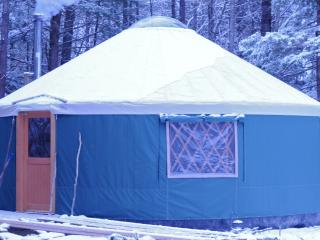 Fisher Ridge Yurt - Durham vacation rentals