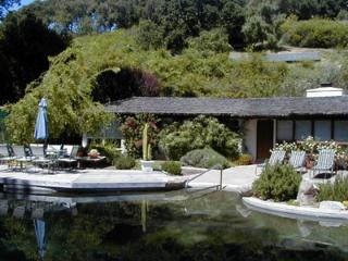 Carmel Valley Retreat with pool, hot tub sleeps 10 - Carmel Valley vacation rentals