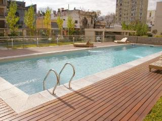 NEW 2 BEDR APT IN PALERMO! GREAT VIEWS, POOL, GYM - Buenos Aires vacation rentals