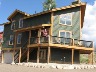 Coachman house Amazing views of lake and mountains - Grand Lake vacation rentals