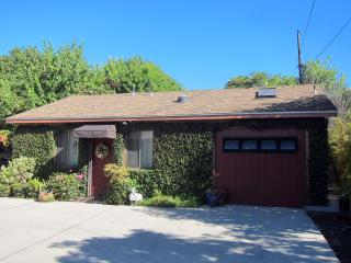 A Quiet Cottage - Child & Pet Friendly - Minutes to Downtown - Santa Barbara vacation rentals
