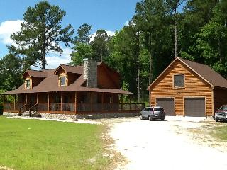 Log house one bed room Apt - Pollocksville vacation rentals