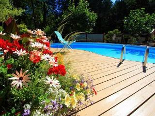 Rosemarie's Guest House B&B: Pool View Room - Sechelt vacation rentals