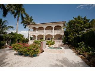Exterior Back - Villa Pappagallo, Waterfront, Dock - Miami Beach - rentals