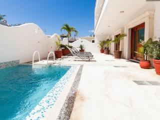 2BR, Pool, Terrace with Bar ! UNIT CRISTINA D4 - Playa del Carmen vacation rentals