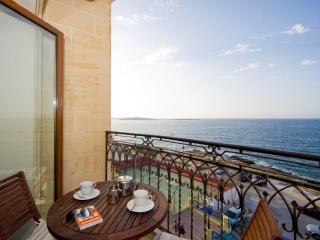 Ascot Seafront Apartment, St. Paul's Bay, Malta - Saint Paul's Bay vacation rentals