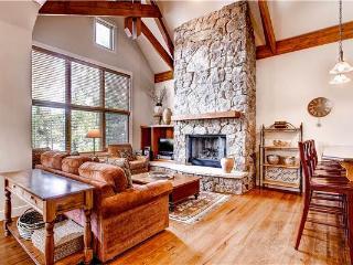 Comfortably Furnished Breckenridge 4 Bedroom Walk to lift - WR49 - Breckenridge vacation rentals