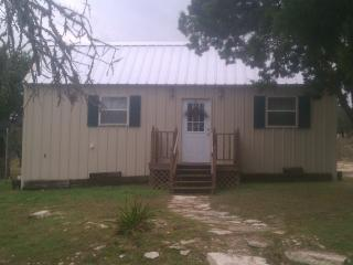 Cabin in the Texas Hill Country - Fredericksburg vacation rentals