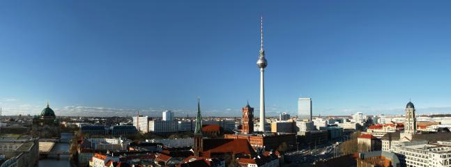 Historical Center Design Apartment in Berlin - Image 1 - Berlin - rentals