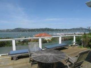 Deck with views of the Bay - Sausalito Views of the Bay! - Sausalito - rentals