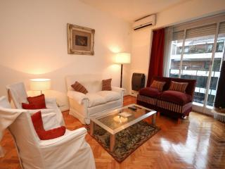 Gran Departamento in Recoleta 3BED 2BAT, 5 Guests - Capital Federal District vacation rentals