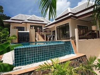 Private pool villa overlooking Chaweng beach Samui - Bophut vacation rentals